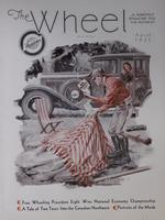 Studebaker Wheel : a Monthly Magazine for the Motorist [April 1931]