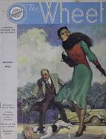 Studebaker Wheel : a Monthly Magazine for the Motorist [March 1933]