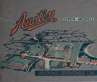 Austin Open Models : Britain's Dependable Car