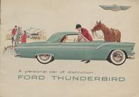 A Personal Car of Distinction... Ford Thunderbird