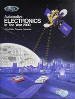 Automotive Electronics in the Year 2000 : a Ford Motor Company Perspective