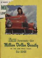 Nash presents the million dollar beauty of the low-price fields for 1942