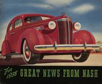 For 1938: Great News from Nash