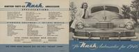 The Nash Ambassador for 1946