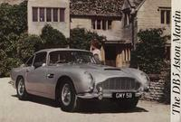 The DB5 Aston Martin