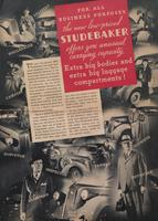The new low priced Studebaker