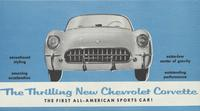The Thrilling New Chevrolet Corvette: The First All-American Sports Car!