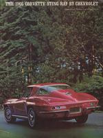 The 1966 Corvette Sting Ray by Chevrolet
