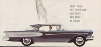 More Than Any Other Car, You Drive The Edsel By Touch