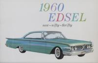 1960 Edsel : New, Nifty, Thrifty