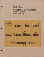 Nordco Marketeer electric vehicles