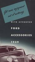 Get More Enjoyment Out of Motoring with Approved Ford Accessories