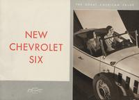 New Chevrolet Six : the Great American Value
