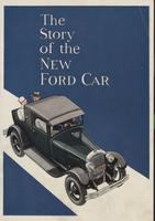Story of the New Ford Car