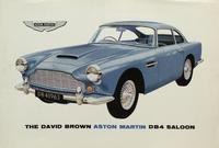The David Brown Aston Martin DB4 Saloon
