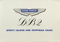 Aston Martin DB2 Sports Saloon and Drophead Coupe