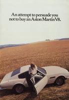 An Attempt To Persuade You Not To Buy an Aston Martin V8.