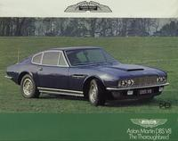 Aston Martin DBS V8 : The Thoroughbred