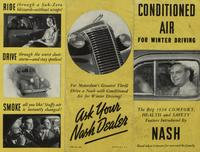 Conditioned Air for Winter Driving