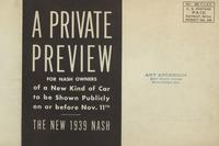 A Private Preview for Nash Owners