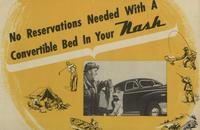 Nash Convertible Bed