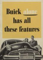 Buick Alone Has All These Features