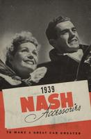 1939 Nash Accessories : To Make a Great Car Greater