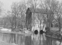 Hoffman's Mill on Brandywine Creek (Chadds Ford, Pa.)