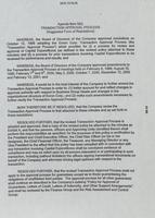 Finance Committee minutes [April 30, 2001], Part 2