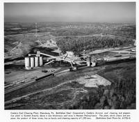 Cambria coal cleaning plant, Bethlehem Steel Corporation (Ebensburg, Pa.)