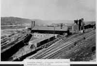 Beehive ovens, Kittanning Furnace (Littanning, Pa.)
