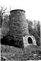 Early charcoal furnace, Chester Furnace (Orbisonia, Pa.)