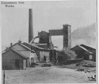 Blast furnace and stack (Duncannon, Pa.)