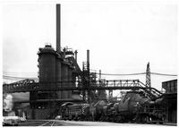Blast furnaces, Youngstown Sheet & Tube Company (Campbell, Ohio)