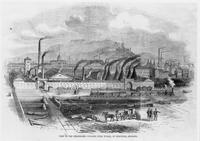 The celebrated Cyclops Steel Works (Sheffield, England)