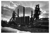 Blast furnaces and stoves, Indiana Harbor Works, Inland Steel Company (East Chicago, Ind.)