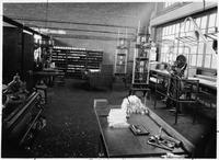 Forge shop laboratory, Aluminum Company of America (Cleveland, Ohio)