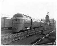 Self-propelled railroad passenger car, New York, New Haven and Hartford Railroad Company