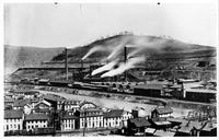 Blast furnaces, Cambria Iron Works (Johnstown, Pa.)