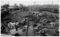 Scrap yard, Pennsylvania Railroad (Trenton, N.J.)