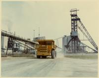 Limestone mine and processing facilities