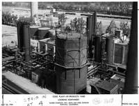 Coke plant by-products yard, Kaiser Steel Company (Fontana, Calif.)