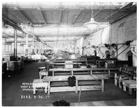 Tinplate plant shipping department, Bethlehem Steel Company (Sparrows Point, Md.)