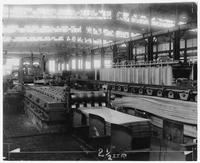 Continuous annealing furnace and cold shear, Columbia Steel Company (Butler, Pa.)