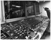 Control rooms at new continuous caster