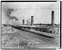 Refractories plant #1, A.P. Green Fire Brick Company (Mexico, Mo.)