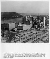New L-D Process Basic Oxygen Steel Plant, Armco Steel Corporation (Ashland, Ky.)