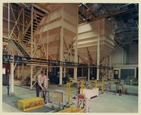Interior of treatment building, Armco Steel Corporation (Ashland, Ky.)