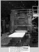 Roughing stand of a plate mill built by Mesta Machine Company