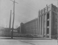 Exterior view of Reading, Pa. plant of Joseph Bancroft & Sons Co.